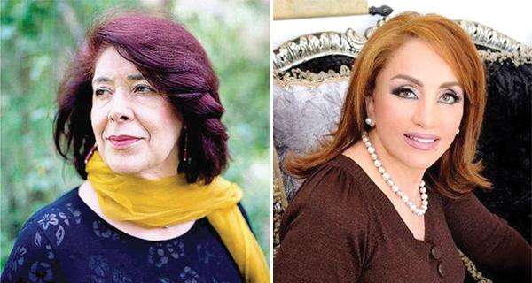اشهر الكاتبات العربيات