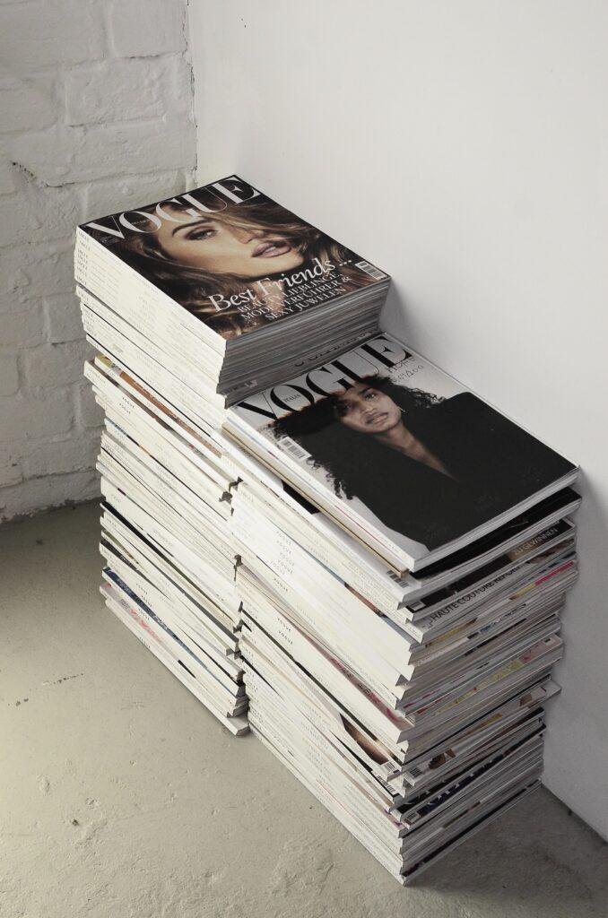 أفضل مجلات الموضة العالمية