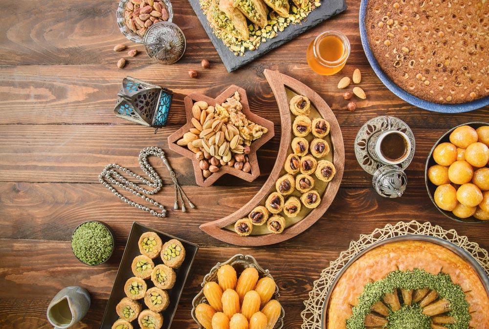 حلويات رمضانية