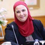 الدكتورة نفين القباج